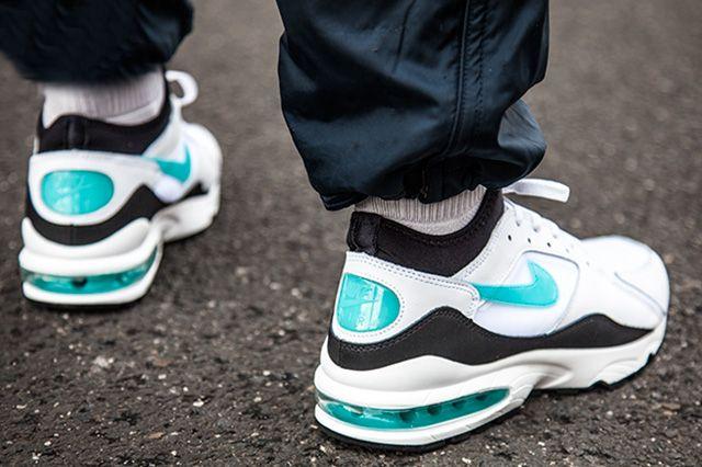 The Nike Air Max 93 Og Returns 2
