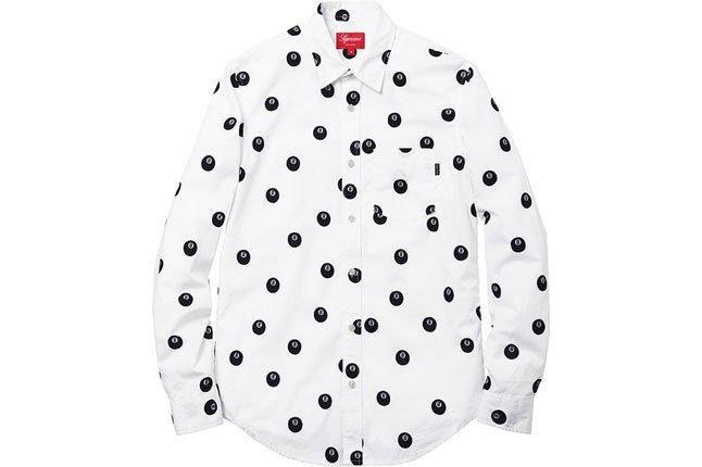 Supreme 8 Ball Shirt 1