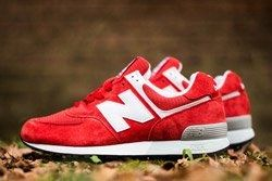 Nordstrom X Newbalance576 Red Dp