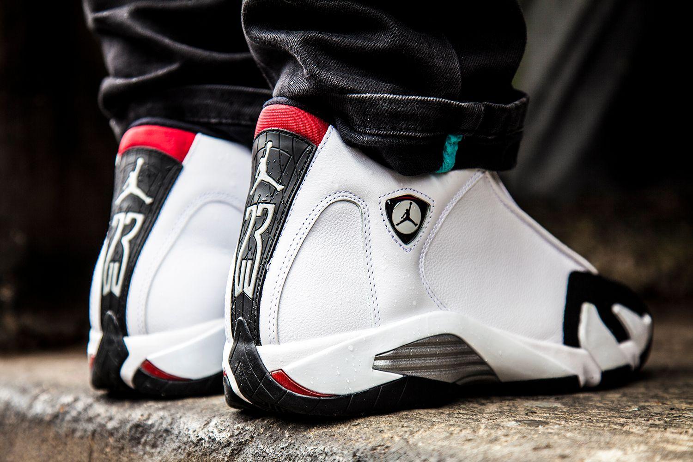 Jordan 14 Heels