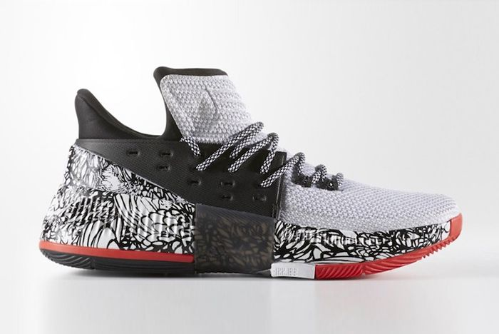 Adidas Dame 3 Chinese New Year3