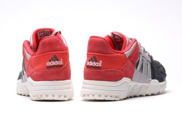 Adidas Equipment Support 93 Wmns Bright Red 5