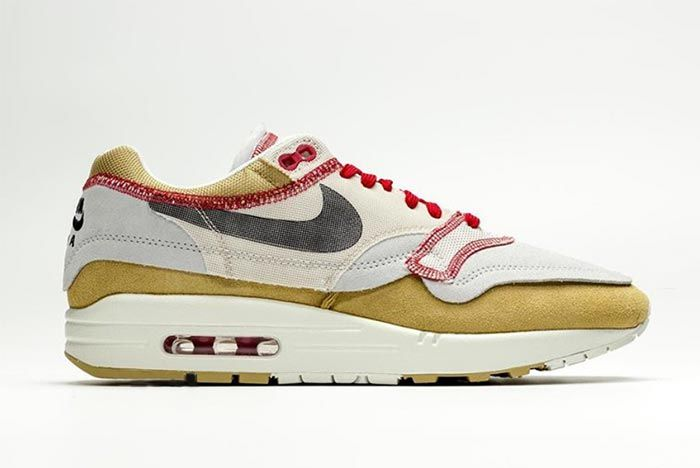 Nike Air Max 1 Inside Out Right Side Shot