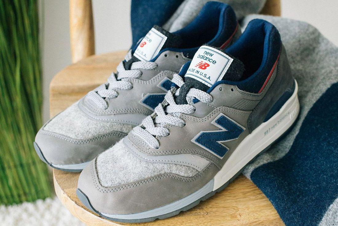 Woolrich New Balance 997 6