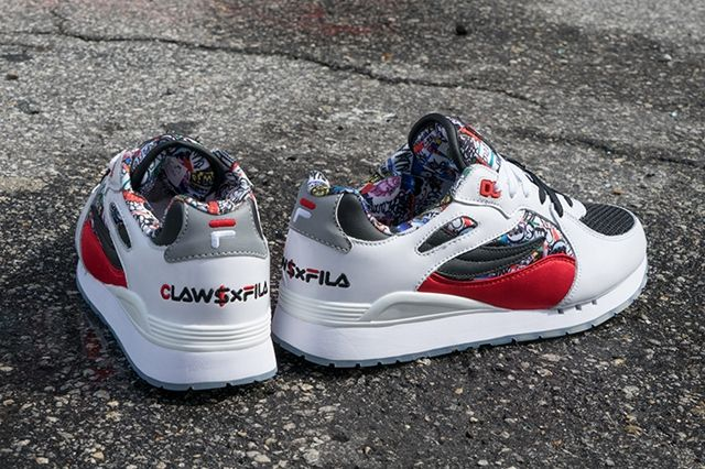 Claw Money X Fila Overpass 3