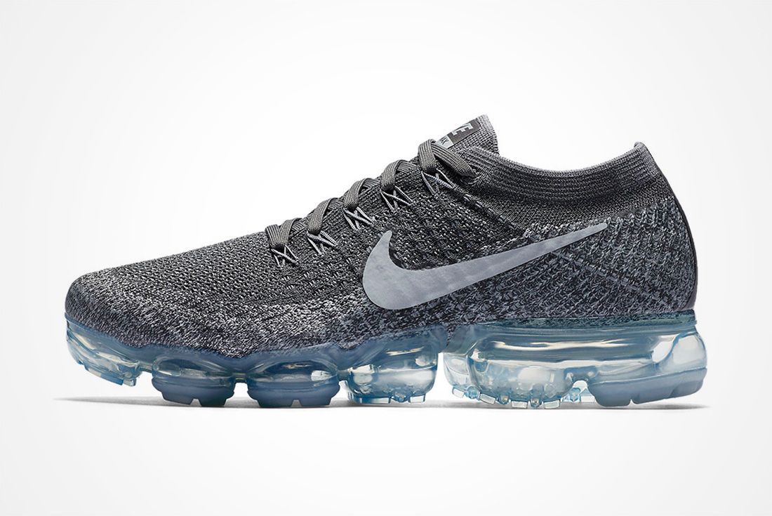 Nike Air Vapormax Wolf Grey 1
