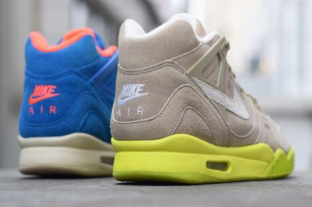 Nike Air Tech Challenge Ii Suede Pack 4