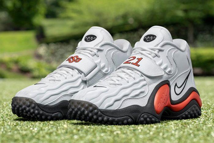 Nike Air Zoom Speed Turf Barry Sanders 1