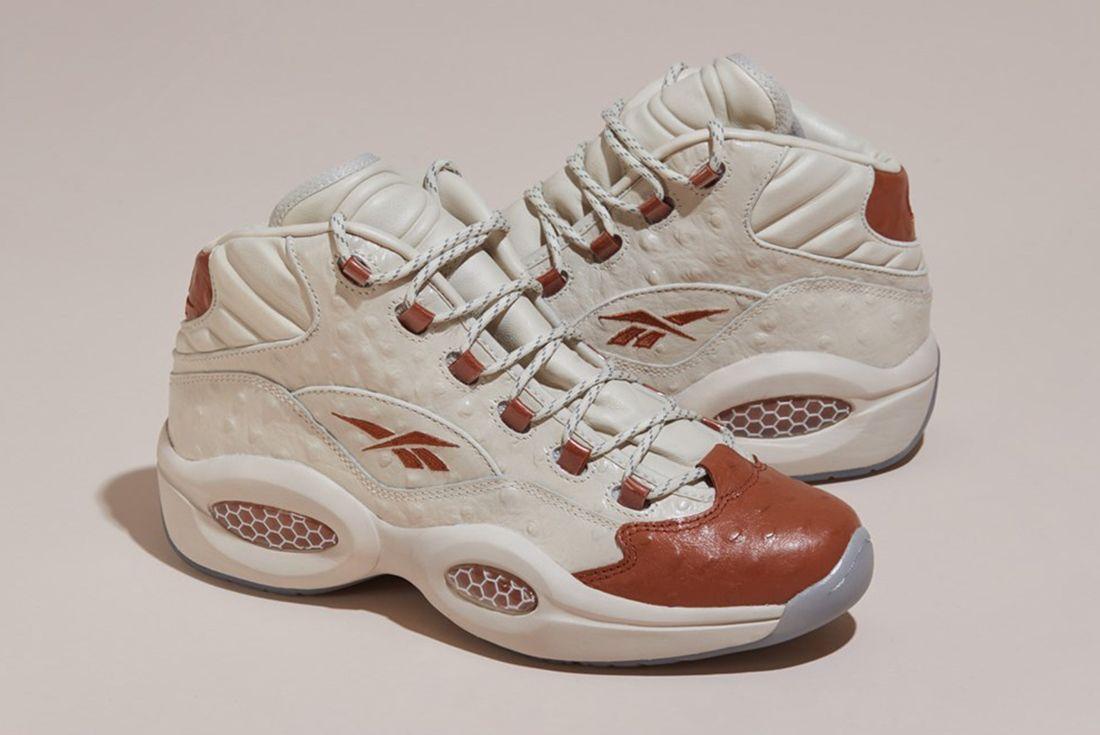 Sneakersnstuff X Reebok Question Mid 4
