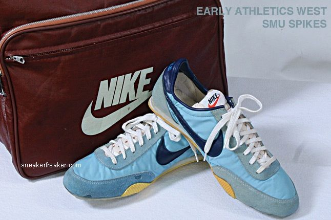 Vintage Collector Lindy Darrell Nike Runners 17
