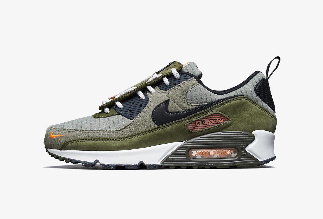 The Nike Air Max 90 Adopts Utilitarian Aesthetic - Sneaker Freaker