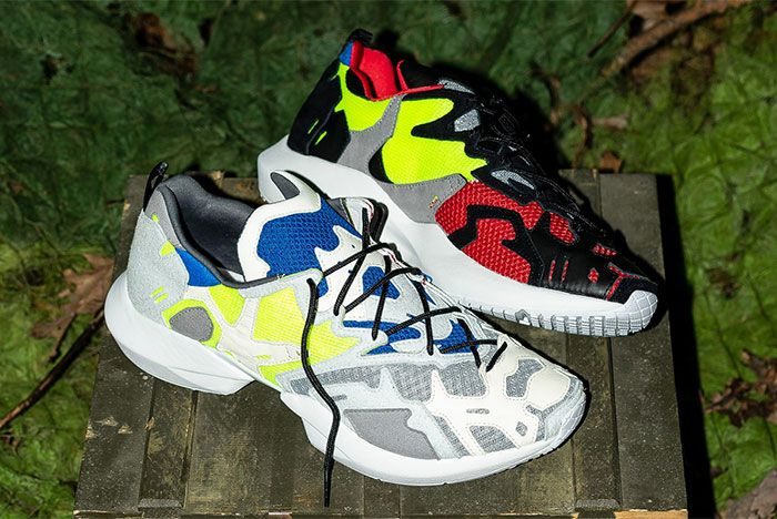 1Kcorp Reebok Advanced Concepts Sole Fury Nubian Top Angle Shot 1