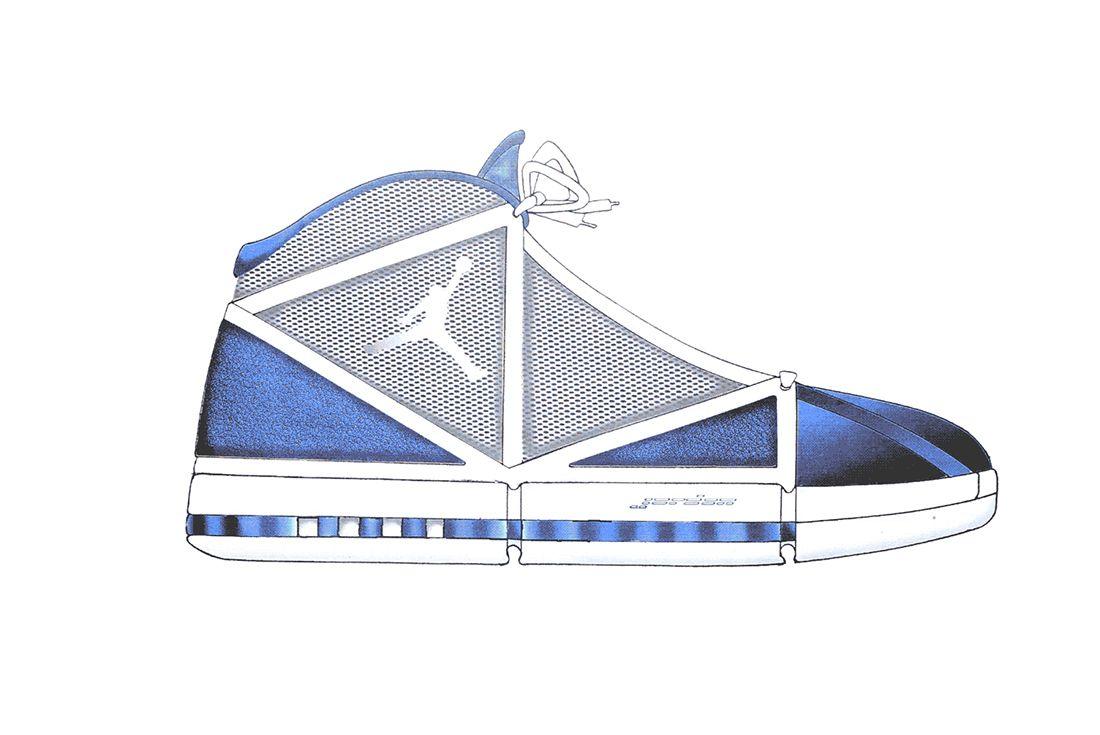 Creating The Air Jordan 16 – Behind The Design18