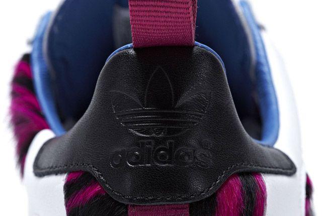Adidas Origianls Legacy Wozniacki Courtstar Heel Detail 1