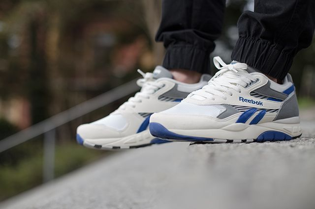 Reebok Ventilator Supreme On Foot 3