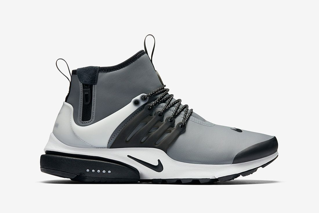 Nike Air Presto Utility Mid Cool Grey 4
