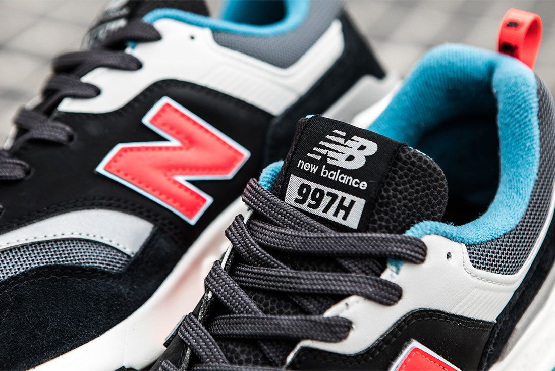 New Balance 997 H Hypothesis Magnet Energy Red Sneaker Freaker4