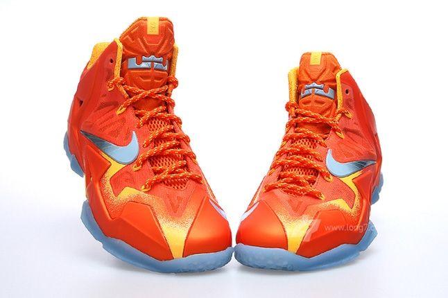 Nike Lebron Xi Preheat 8