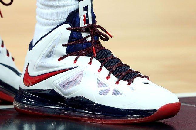 Nike Lebron X Olympics 4 2