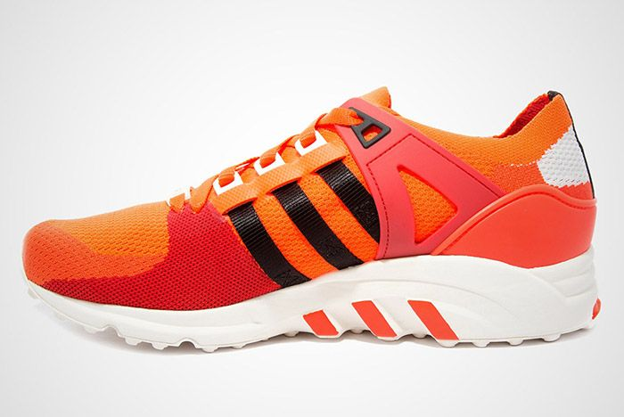 Adidas Eqt Support Primeknit Orange 1