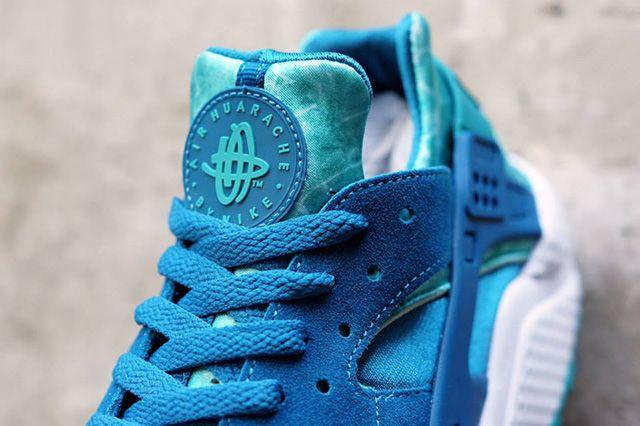 Nike Air Huarache Green Abyss Turbo Green 21