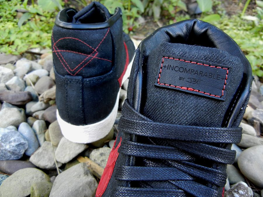 Nike Blazer Mid Suede Croc Jbf Customs 8
