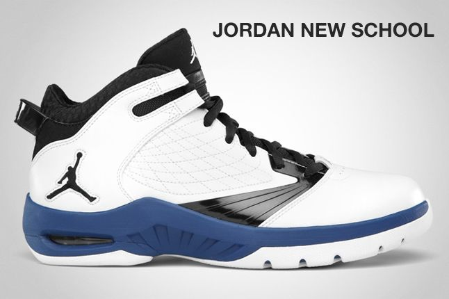 Jordan New School College Blue 1
