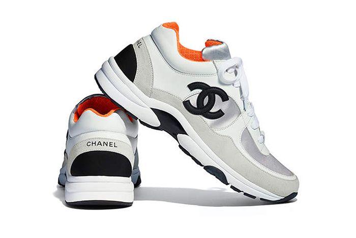 Chanels New Footwear Bangs 3