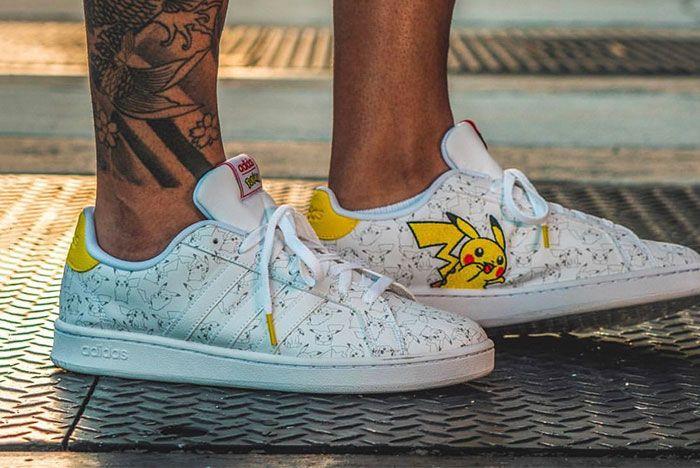 Pokemon Adidas Pikachu Release Date 1 On Foot