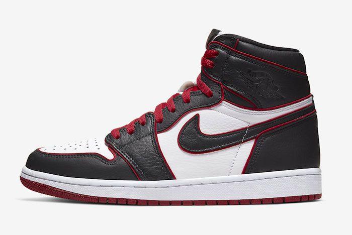 Air Jordan 1 High Og Bloodline Left