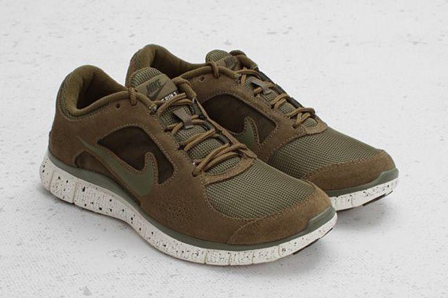 Nike Free Run 3 Iguana Sail Cargo Khaki 02 1