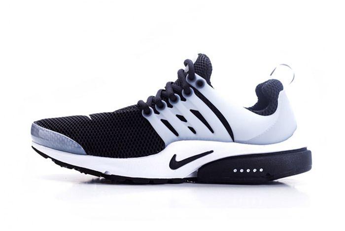 Nike Air Presto Tuxedo Black White 2