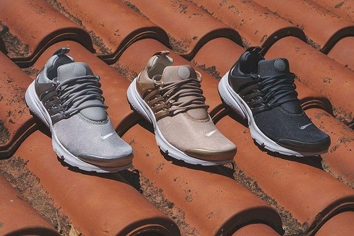 Nike Air Presto Premium Metallic Pack 9