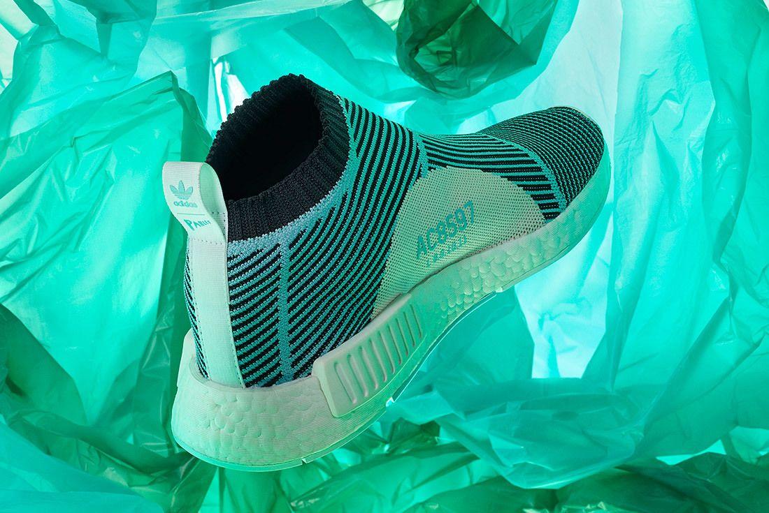 Adidas Parley City Sock Nmd Cs1 2
