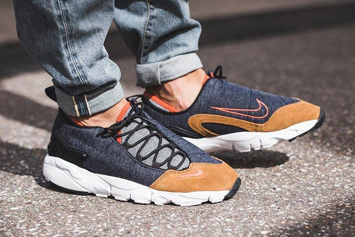 Nike Footscape Nm Obsidian Orange 1