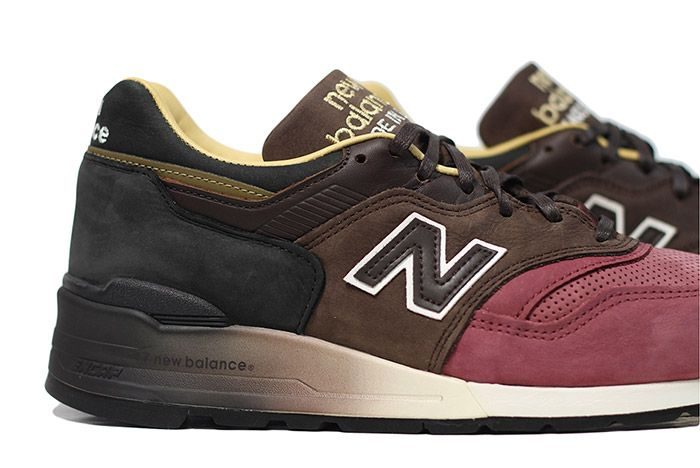 New Balance 997 Home Plate Pack 1