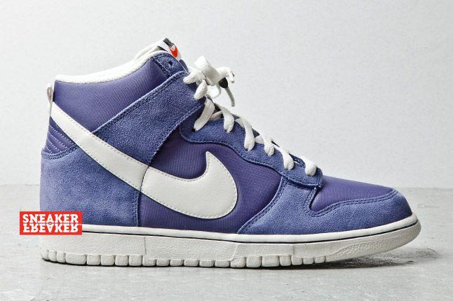 Nike Dunk Hi Blue Recall 1 1