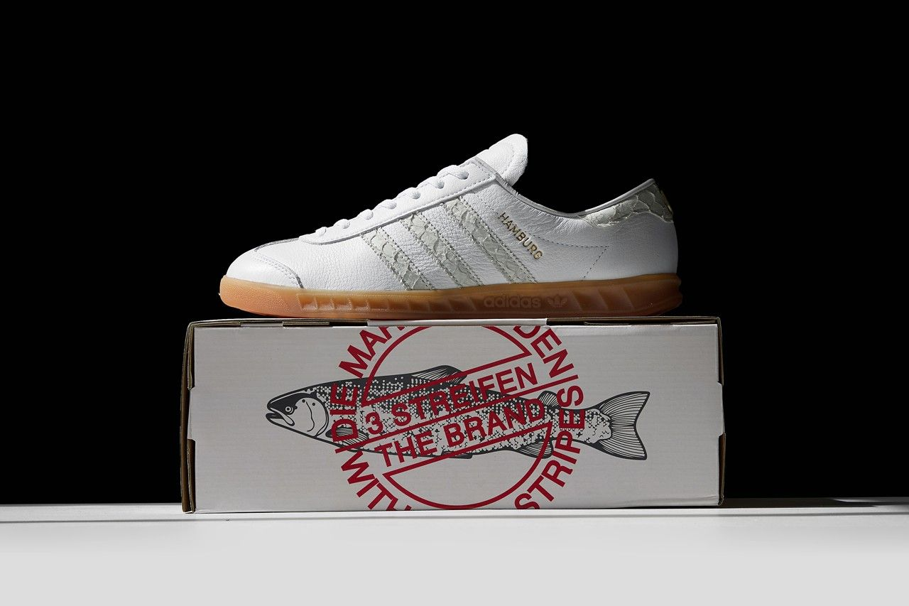 adidas Hamburg City Series Left