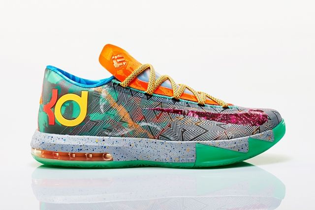 Nike Kd Vi What The 1