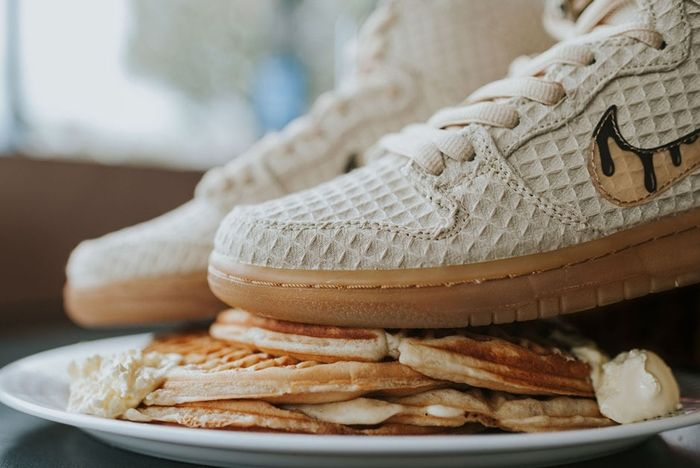 Nike Sb Dunk High Premium Waffles 3