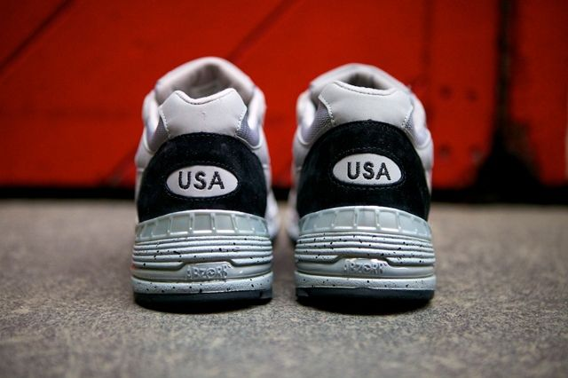 New Balance 991 Made In Usa Grey Black 7