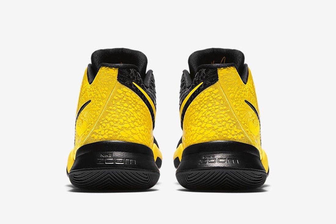 Nike Kyrie 3 Mamba Mentality 5