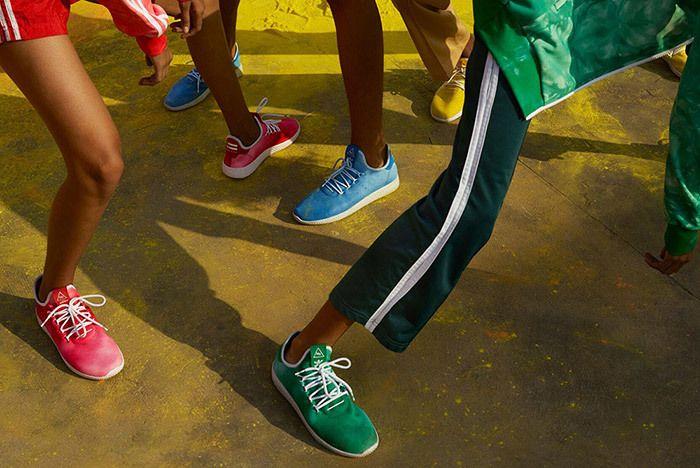 Pharrell Williams Adidas Tennis Hu Holi Small