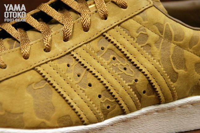 Adidas Superstar 80 S Camo Pack 1