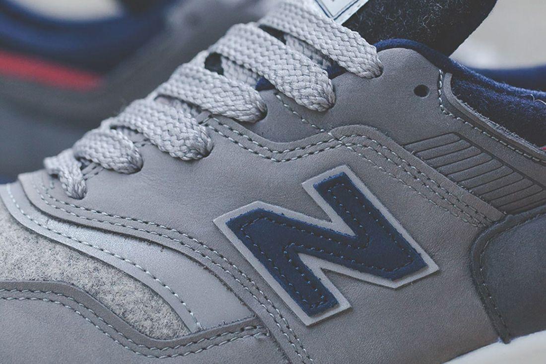 New Balance Woolrich 997 7