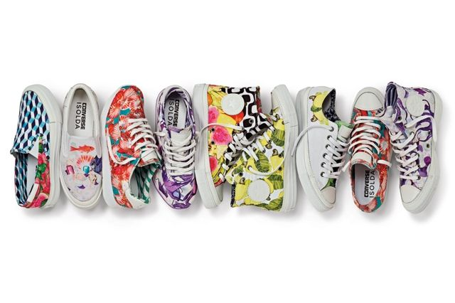 Converse Isolda Sneaker Collection Full