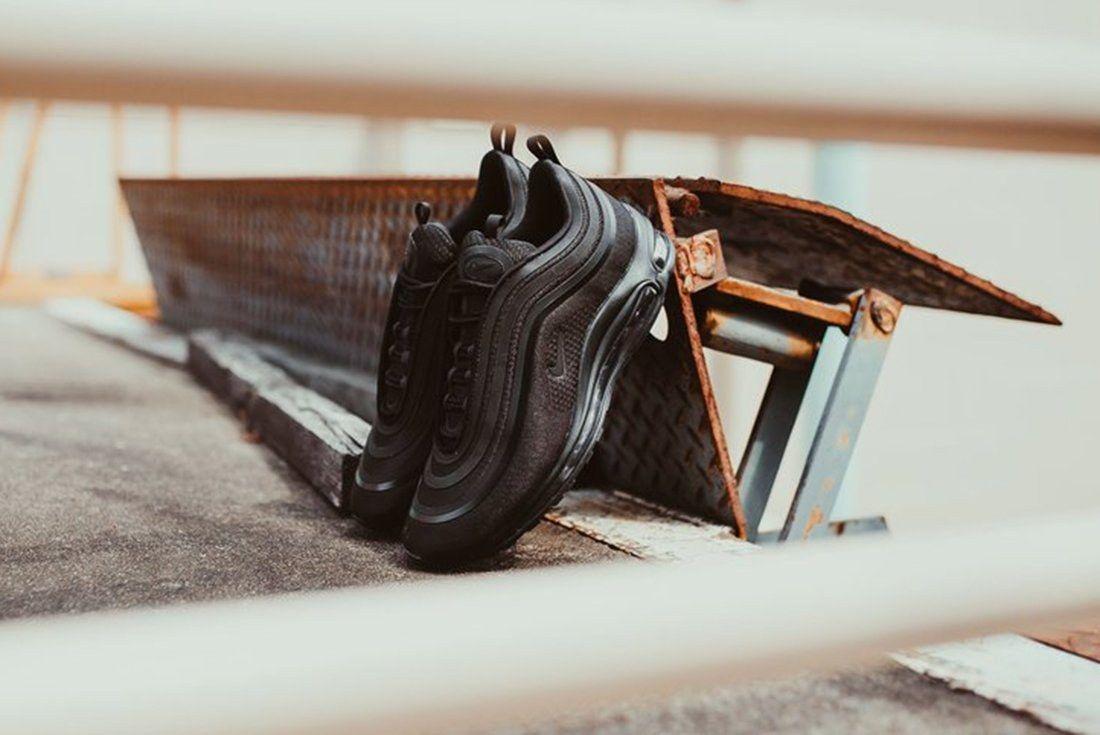 Nike Air Max 97 Triple Black 10