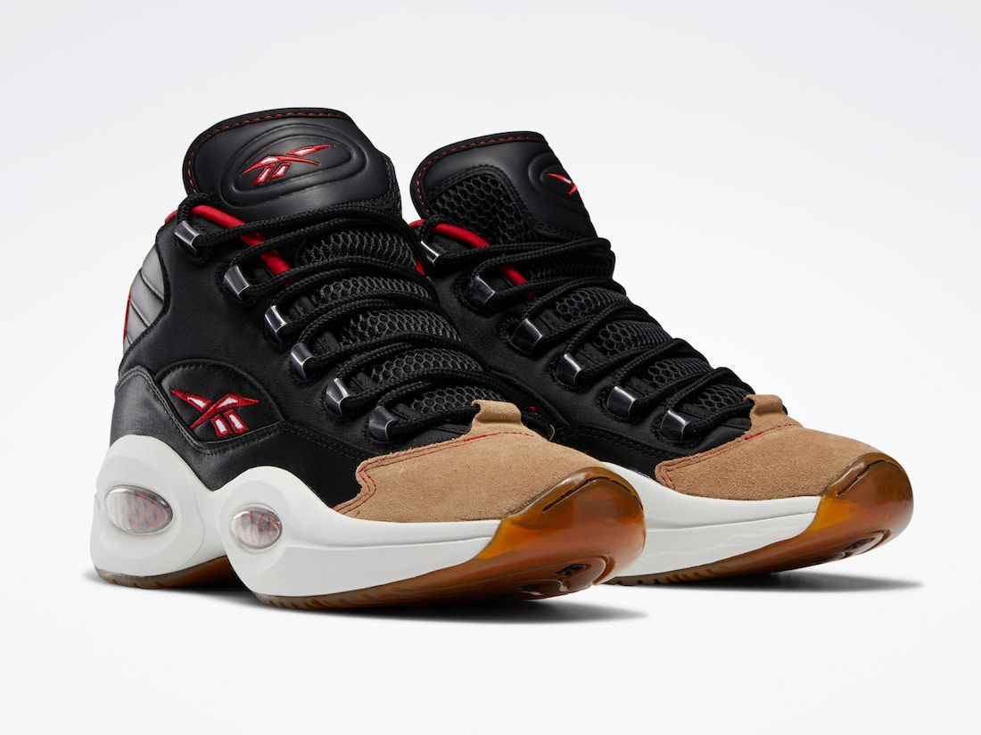 Reebok Question Mid '76ers Alternate'