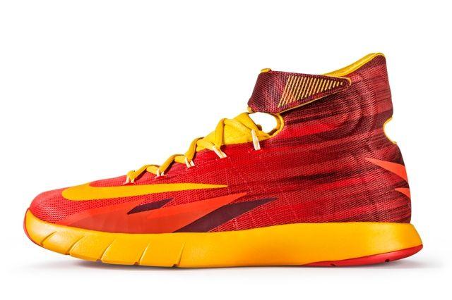 Nike Zoom Hyperrev Cleveland Profile