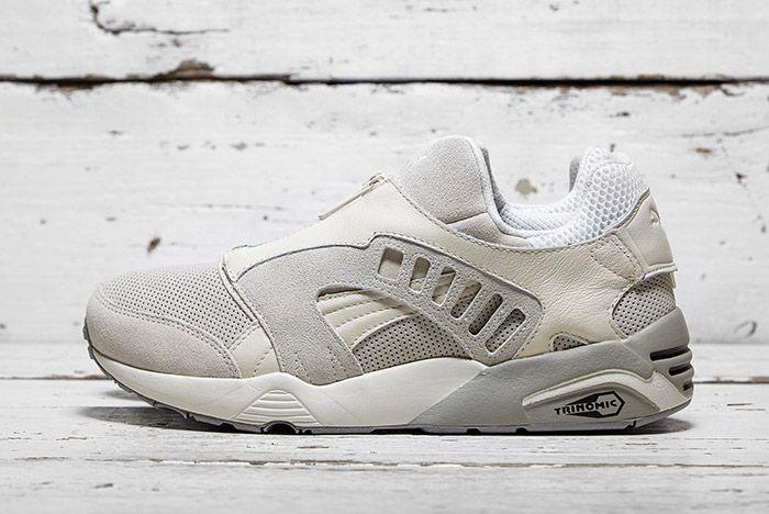 Puma Trinomic Zip White 1
